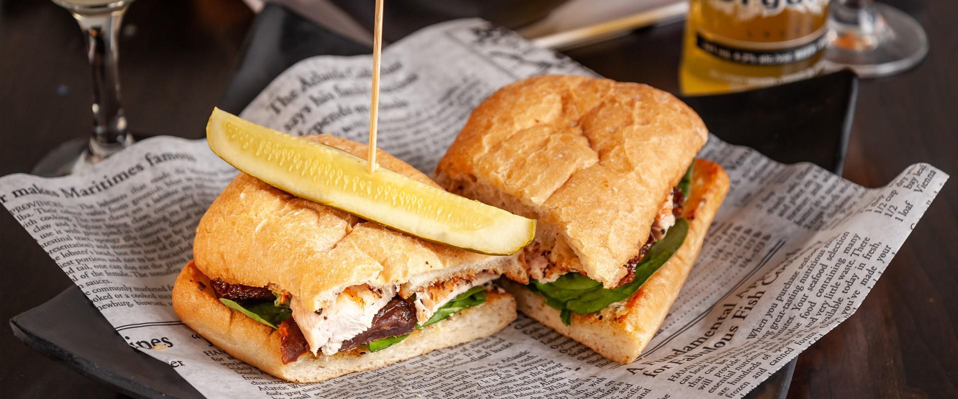 Sandwich En